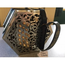 Crabb Anglo Concertina in GC