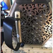 Lachenal Bb/F 38 key Anglo Concertina