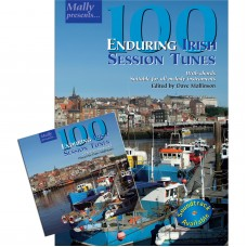 100 Enduring Irish Session Tunes Book and CD Soundtrack Package by Dave Mallinson