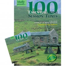 100 Essential Irish Session Tunes Book and CD Package