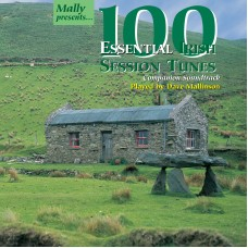 100 Essential Irish Session Tunes Soundtrack CD Only