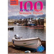 100 Popular Irish Session Tunes Book Only By Dave Mallinson