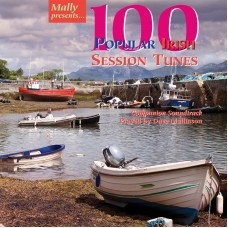 100 Popular Irish Session Tunes Soundtrack CD Only By Dave Mallinson