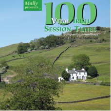 100 Vital Irish Session Tunes Soundtrack CD to accompany the Book by Dave Mallinson