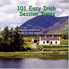101 Easy Irish Session Tunes Book CD ONLY