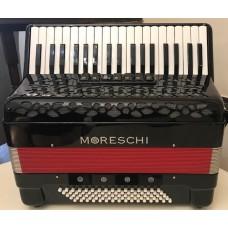 Moreschi 80 Bass 3 voice Brand New