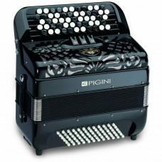 Pigini C30 Continental Chromatic 2 voice 72 bass C system