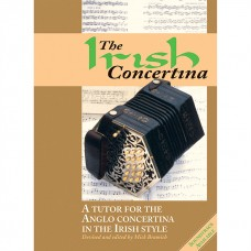 The Irish Concertina Book by Mick Bramich