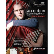 Accordion - Mastering the Art DVD with Murray Grainger