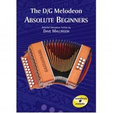 DG Melodeon Book Absolute Beginners Book